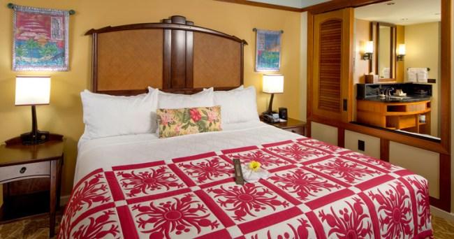 2 Bedroom Villa - Image courtesy of Aulani
