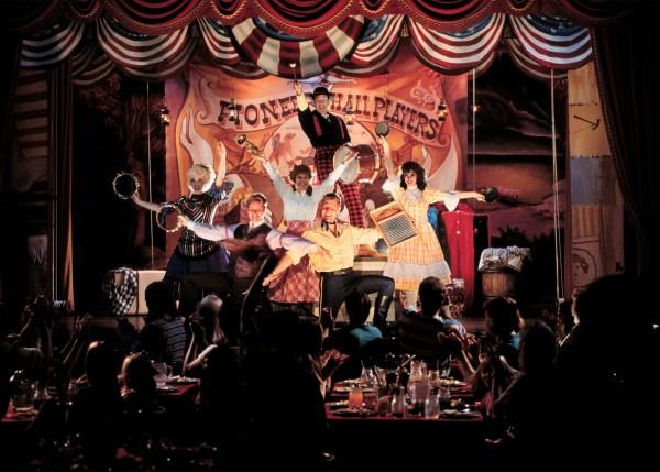 Hoop-De-Doo Musical Revue Photo by Disney