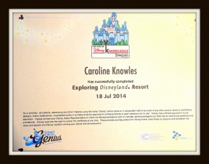 If you are interested in information pertaining to a Disneyland Resort vacation let me know!