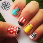 Disney inspired Jamberry Nails