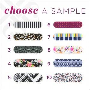 Choose a Sample