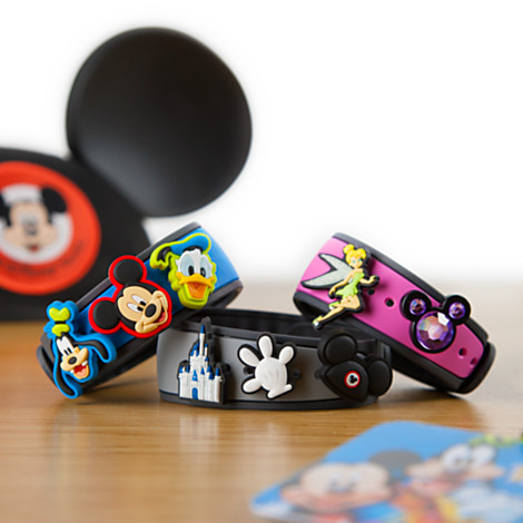 MagicBandits and MagicSliders can be purchased online at www.disneystore.com