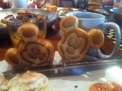 Breakfast at Ohana