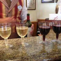 Epcot's Wine Walk - Photo by Christen Francis