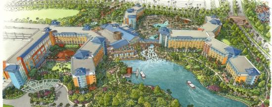 Artwork courtesy of Universal Studios Orlando