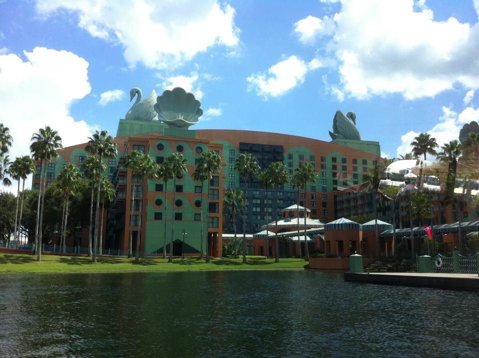 Swan and Dophin Resort