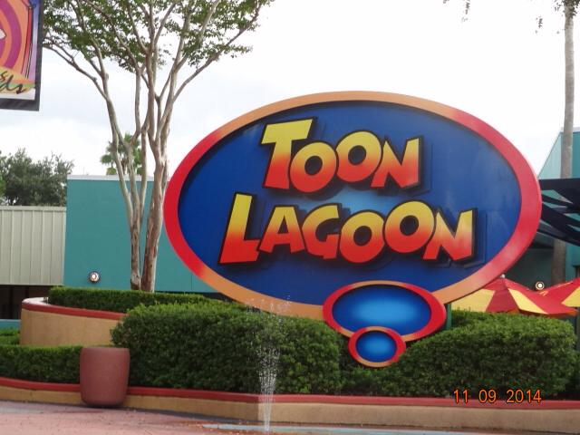 Universal Toon Lagoon - Photo by Dawn Puerto