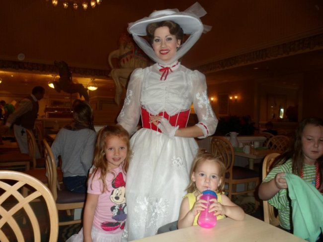 Mary Poppins in 2013