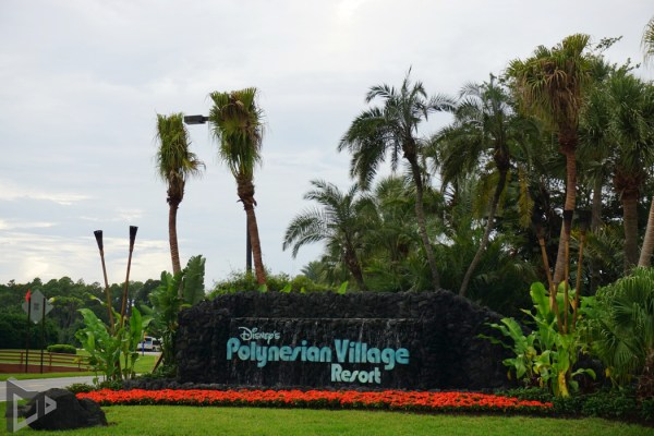 Polynesian Village Resort - Photo by Disney