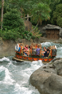 Kali River Rapids - Photo by Disney Parks