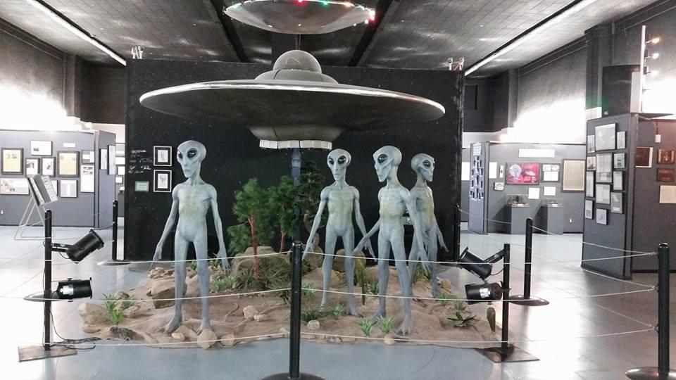Aliens have landed!
