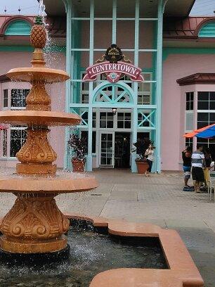 cbr courtyard