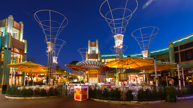 Downtown Disney District - Photo by Disney Parks