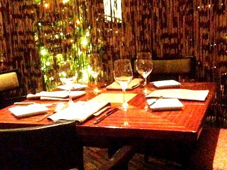Jiko: Table