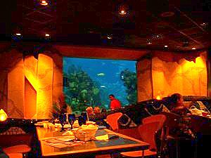underwater restaurant disney world. Our Latest Meal At The Coral Reef Was During May/June, 2014, Trip To Walt Disney World Which A Celebration Of Son\u0027s Seventeenth Birthday. Underwater Restaurant