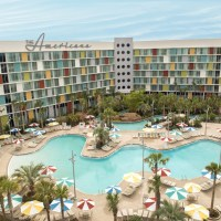 Loews Cabana Bay Beach Resort Family Suites are the Perfect Fit