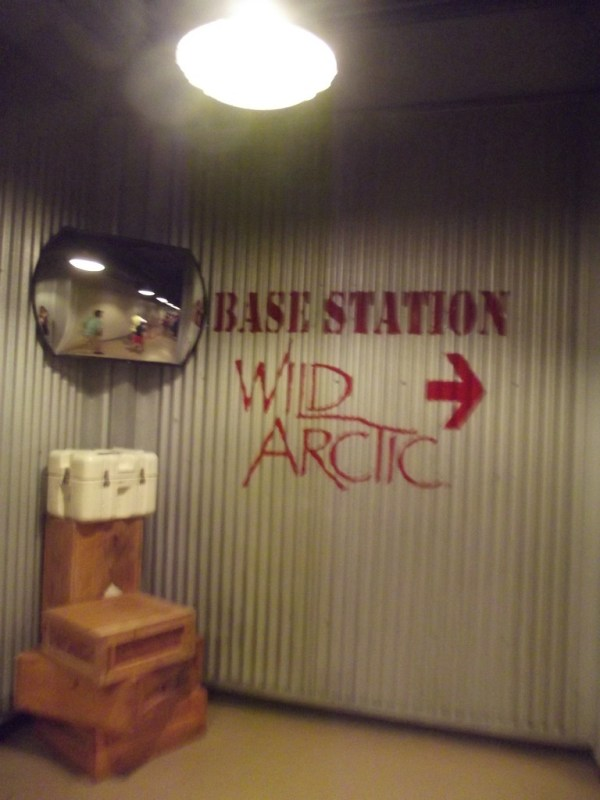 Sea World Wild Arctic