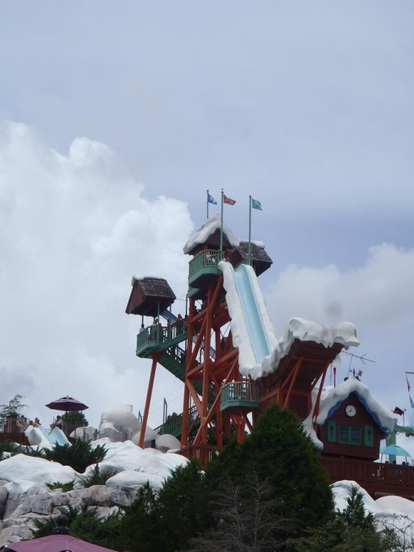 blizzard Beach-Picture by Lisa McBride