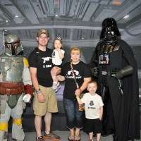 Feeling the Force at the Star Wars Dine-In Galactic Breakfast
