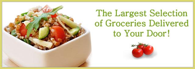 Garden Grocer Salad Banner