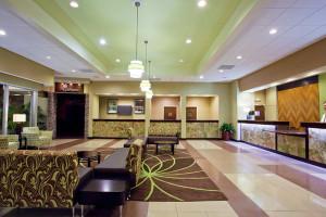 Holiday Inn Resort Lake Buena Vista - Reception