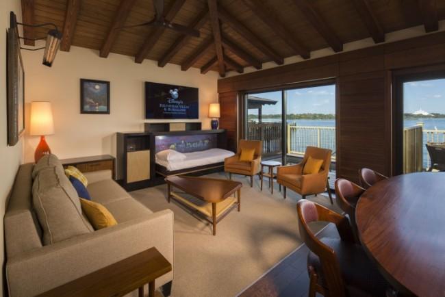 Living Room - Image by Matt Stroshane/Disney