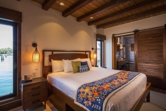 Master Bedroom - Image by Matt Stroshane/Disney