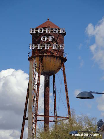 DD - House of Blues tower