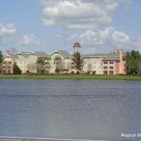 Five Reasons I Love Disney's Saratoga Springs Resort & Spa