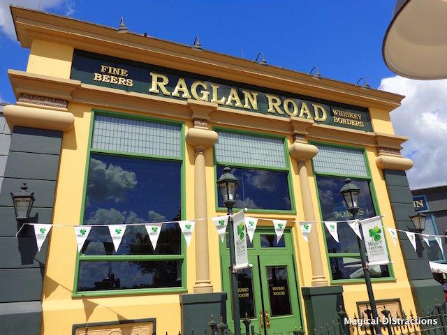 Raglan Road