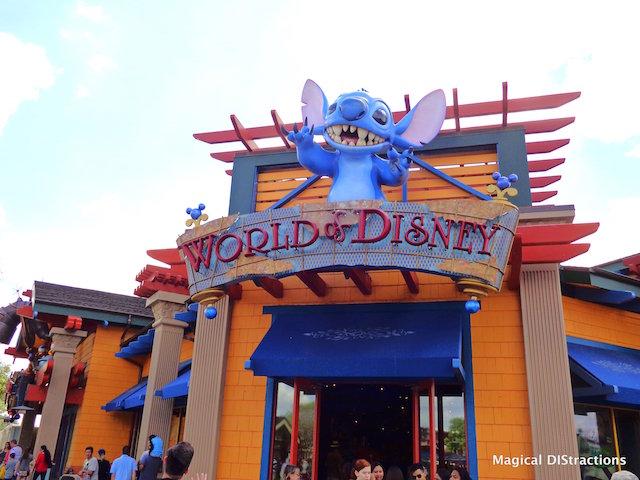 DD - World of Disney