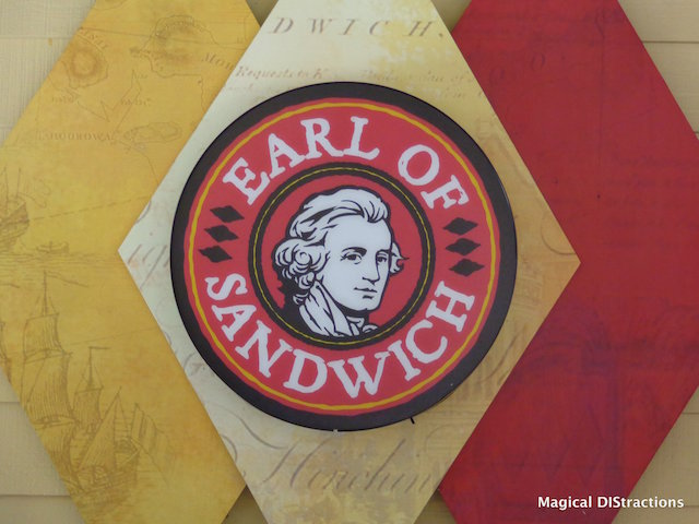 DD - Earl of Sandwich