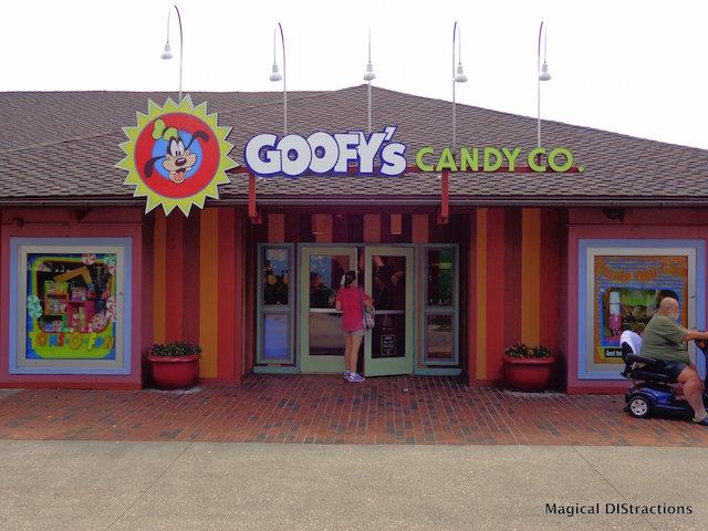 DD - Goofy's Candy Co