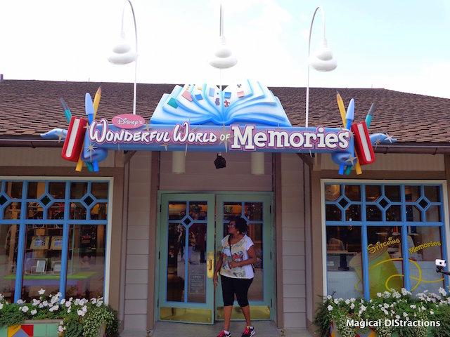 DD - Wonderful World of Memories