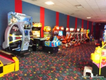 AS Sports Game Point Arcade