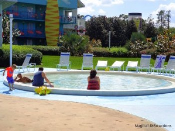 AS Sports Baby Pool