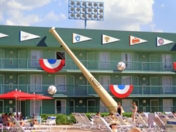AS Sports Home Run Hotel