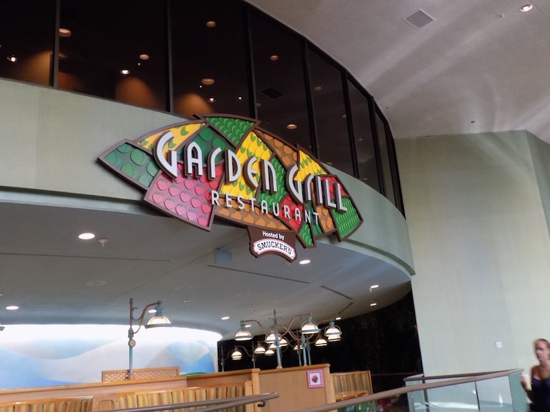 Epcot's Garden Grill to Offer Breakfast and Lunch ...