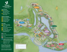 Resort Maps - Magical Distractions