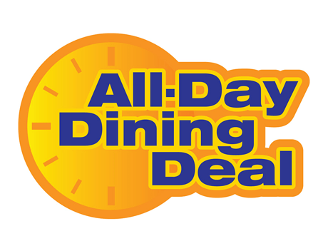 Sea World All-Day Dining Deal