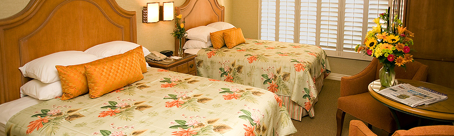 Standard Room - photo by Candy Cane Inn