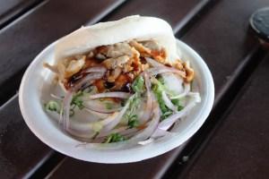 Lotus House: Kung Pao Chicken Bun