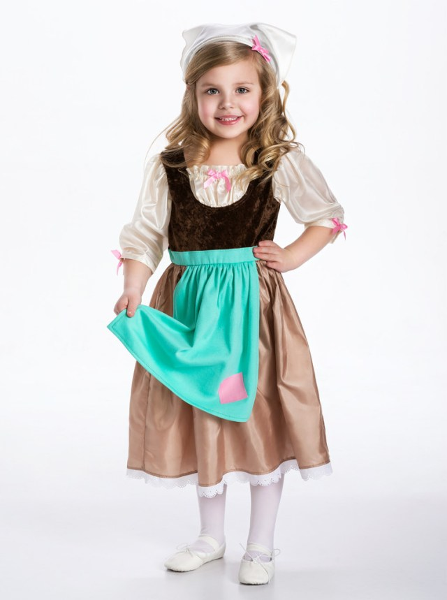Cinderella Day Dress - Mom Approved Costumes