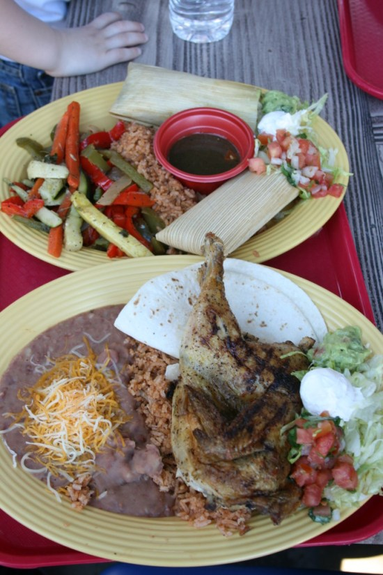 Disneyland Dining Review – Cocina Cucamonga Mexican Grill