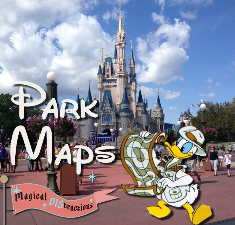 Park Maps. Walt Disney World Resort