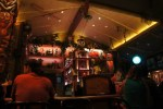 Trader Sam's Enchanted Tiki Bar including a view of the ship in a bottle
