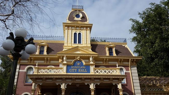 Disneyland City Hall- Renee Virata