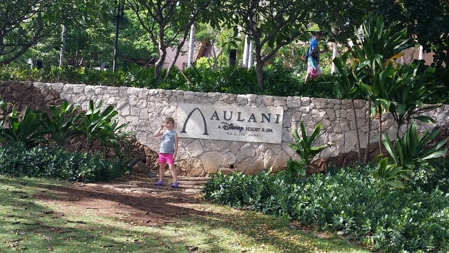 Welcome to Aulani