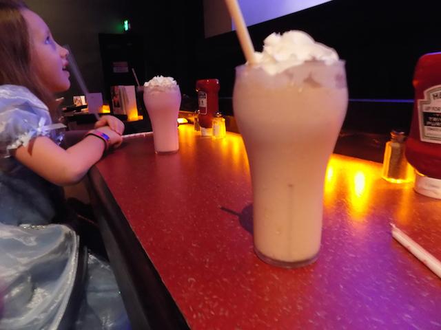 AMC fork and Screen Milkshake