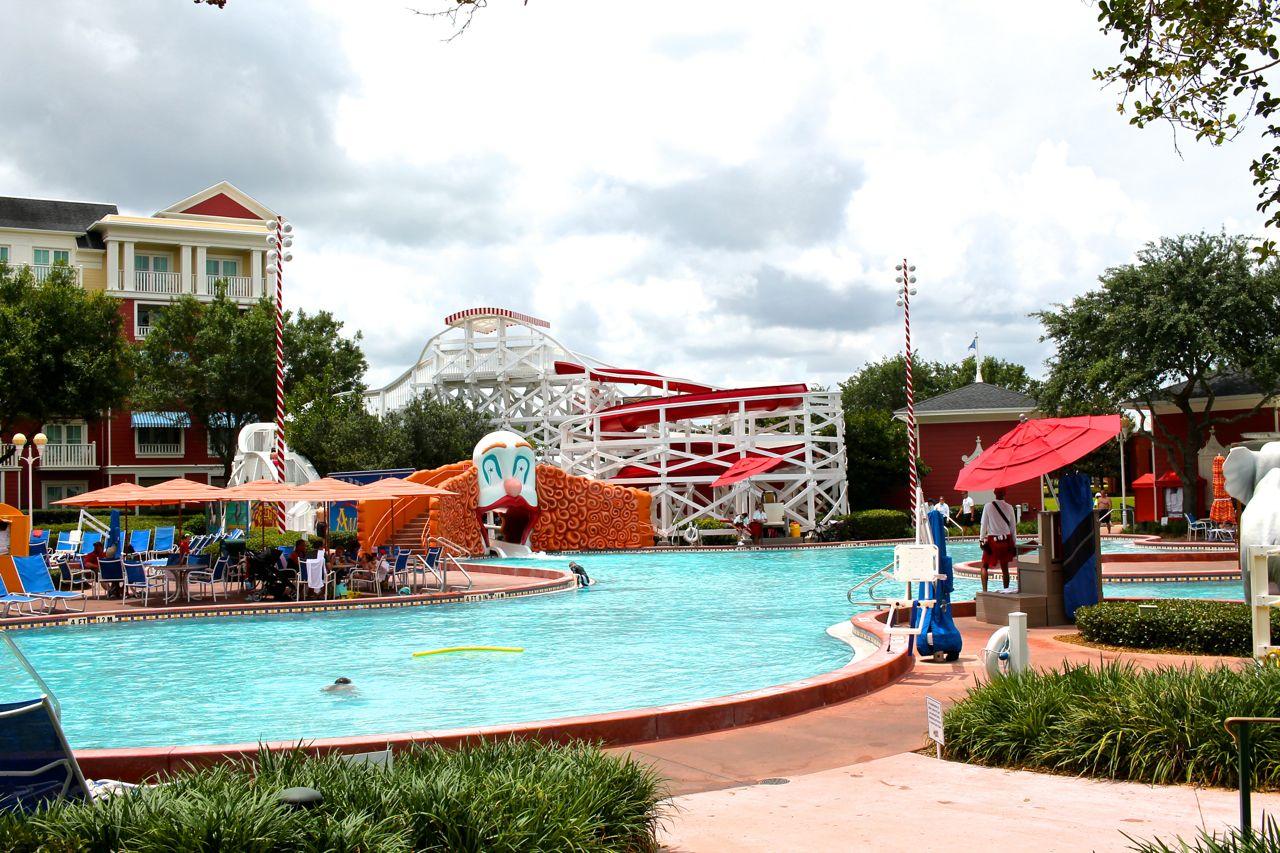 BoardWalk Inn and Villas Luna Park Pool 2-Picture by Anne Fitzgerald